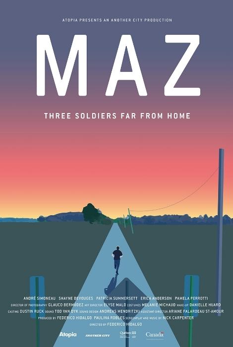 poster design: Vanesa Mazza