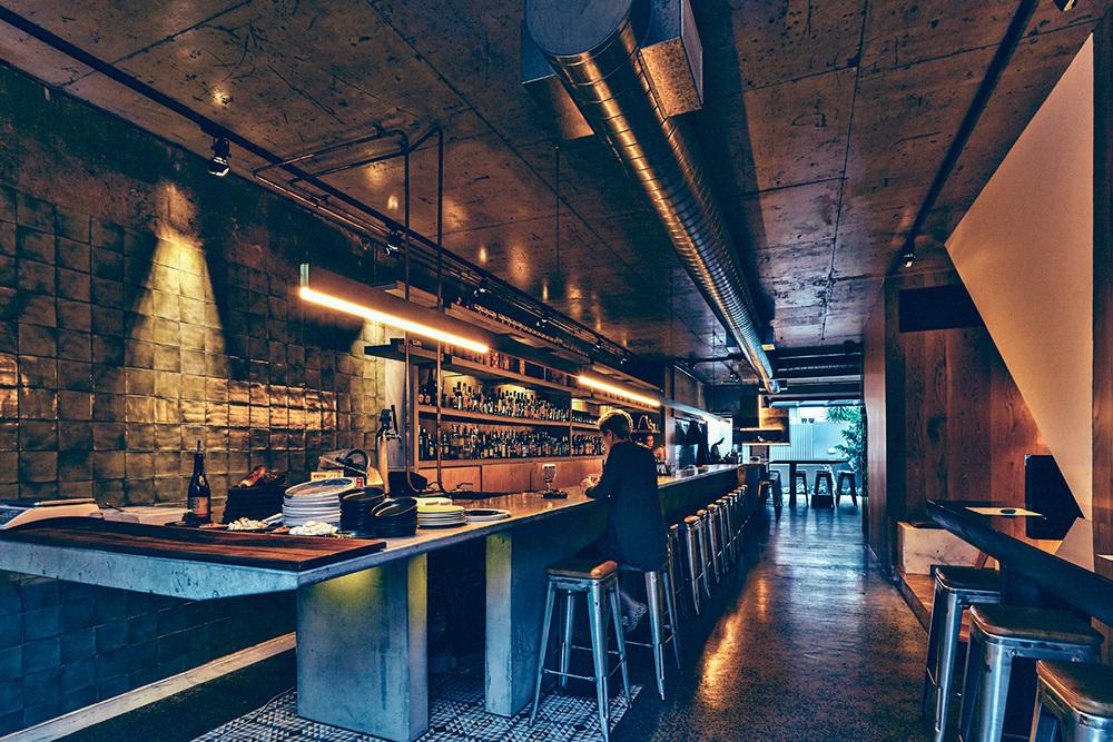 Concrete Bar Counter