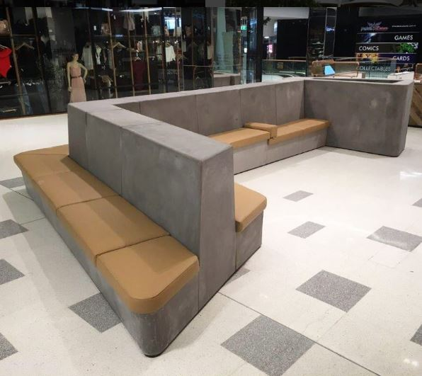 Concrete Seating Modules