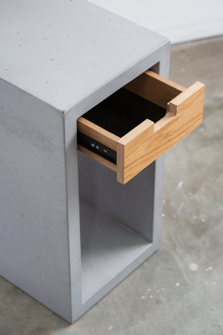 Concrete Side Tables - (Pop Plus)