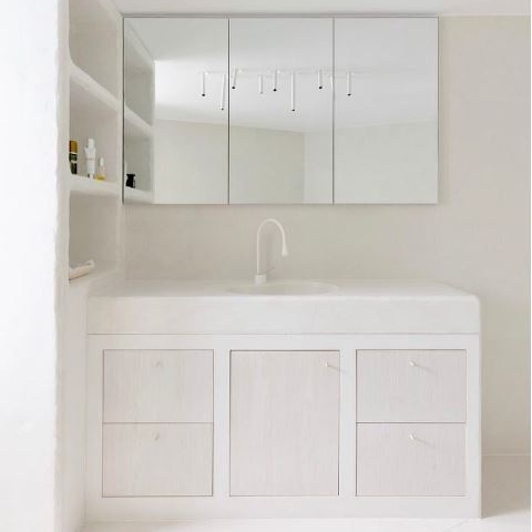 Concrete Vanities & Shelves