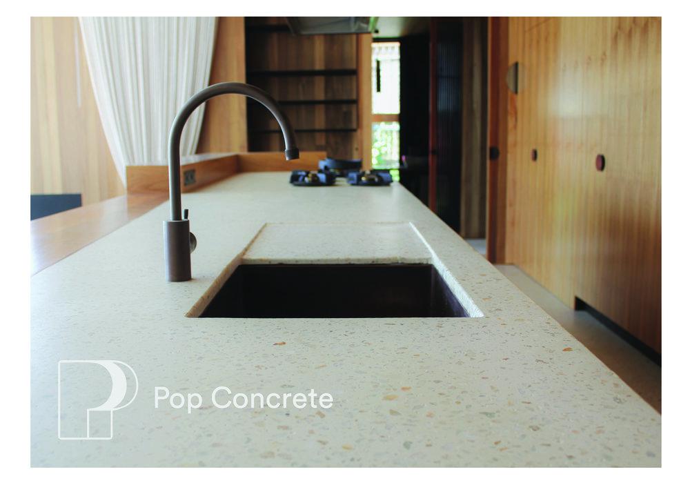 pop concrete 2018 colour samples