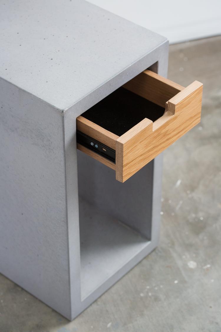 Concrete Side Tables (Pop Plus)