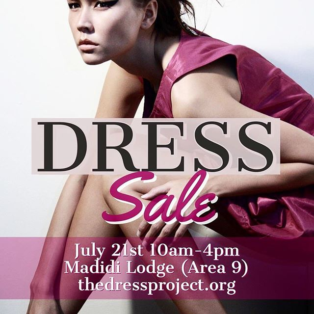 Do good and look good by supporting The Dress Project's Malawian Young Scholars Program at our upcoming Dress Sale 21 July. Shop bridesmaid, bridal and formal gowns direct from the US. Doors open at 10am. Come early for the greatest selection of styles and sizes. #dressSALE #secondstory #dogoodlookgood #malawi #education #scholarship #fashion