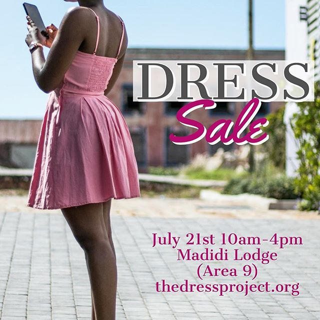 Short dresses, too!  TOMORROW ONLY.  Our upcoming dress sale has just what your closet needs. #dress #fashion #malawi #education #dogoodlookgood #secondstory #dressSALE
