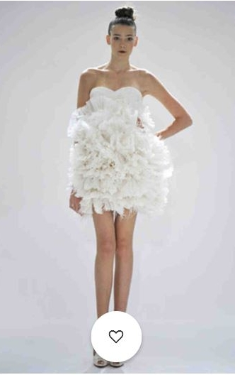 Short Feather Dress.JPG