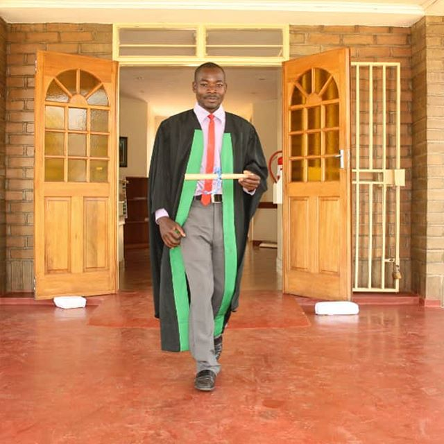 Congrats to TDP scholar Steven Kaponda who graduated from Emmanuel Teachers Training College today.  Thank you to our dress donors and volunteers for helping to make this day possible! #dressestodollars #education #malawi