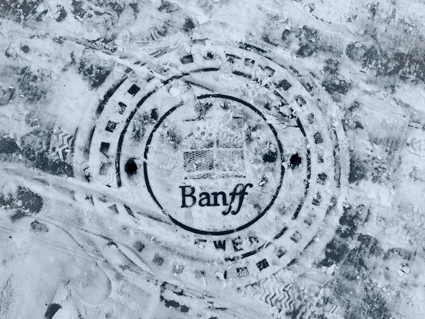Manhole Cover – Banff