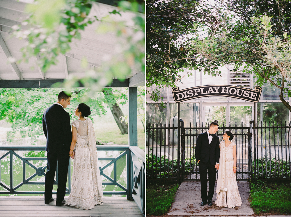 Halifax Public Gardens Wedding