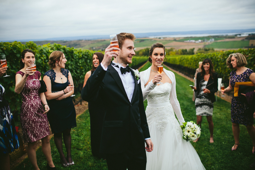 wolfville wedding photographers