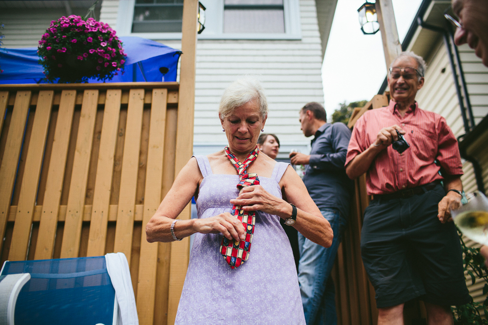 halifax backyard wedding