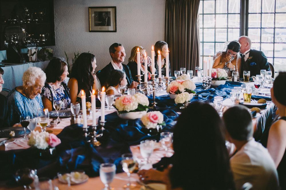 Royal Nova Scotia Yacht Squadron Wedding