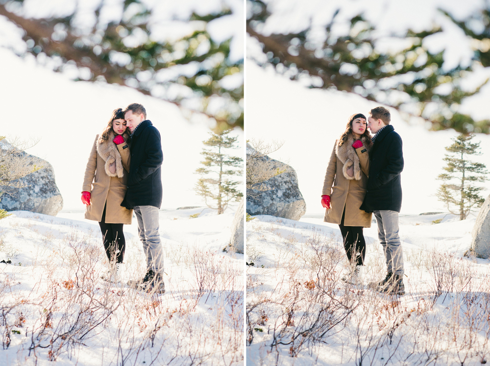 halifax engagement photographers