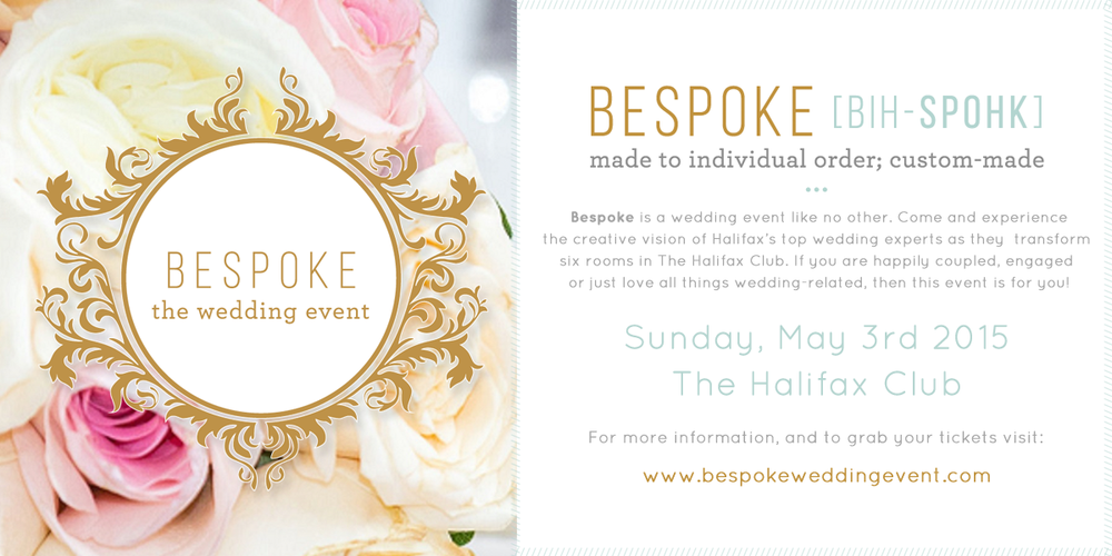 bespoke the wedding event