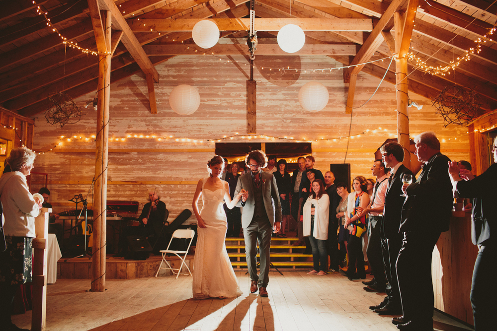 Hubbards Barn Wedding