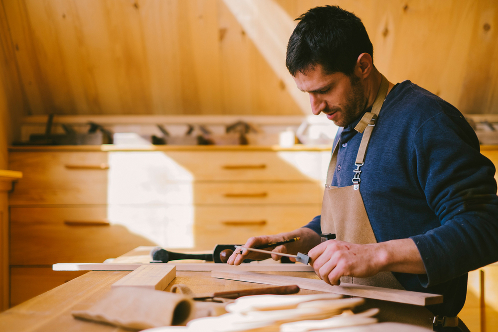 Windhorse Farms JJ Boudreau Woodcraft