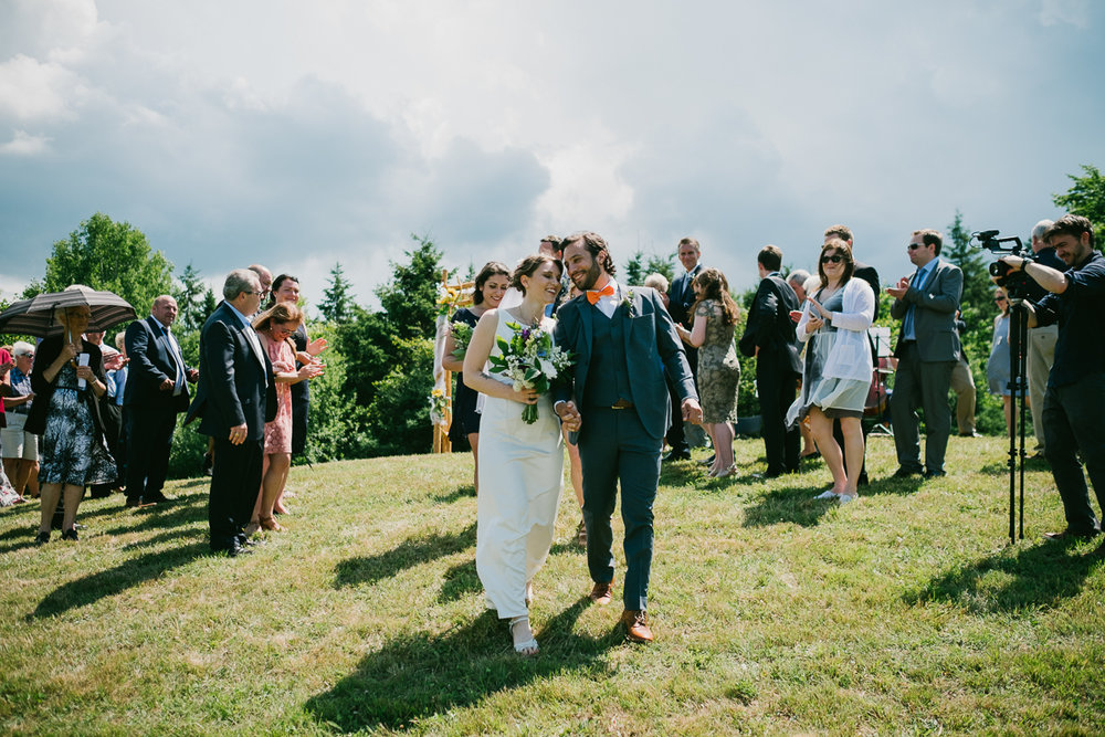 Tatamagouche Nova Scotia Wedding