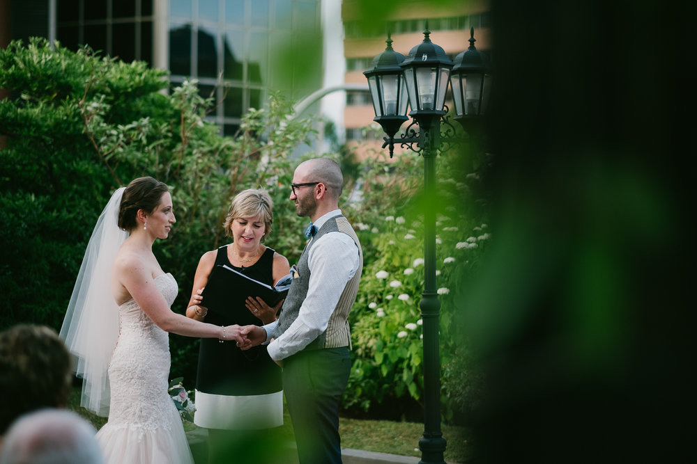 Downtown Halifax Wedding at Edna
