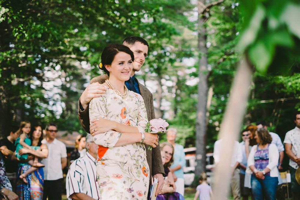 halifax cottage wedding