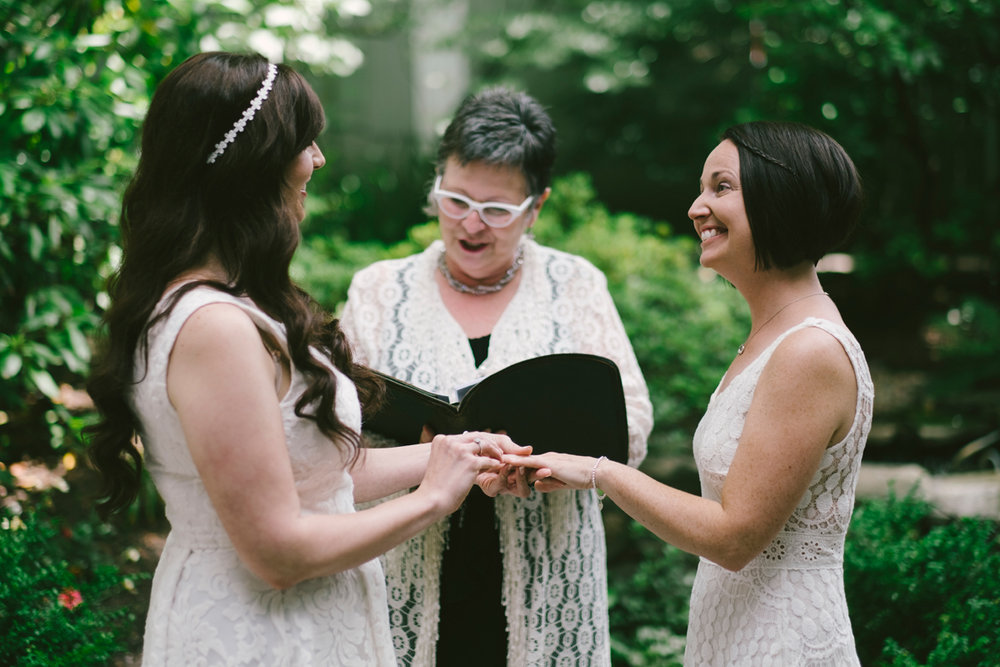 LGBT Halifax Wedding
