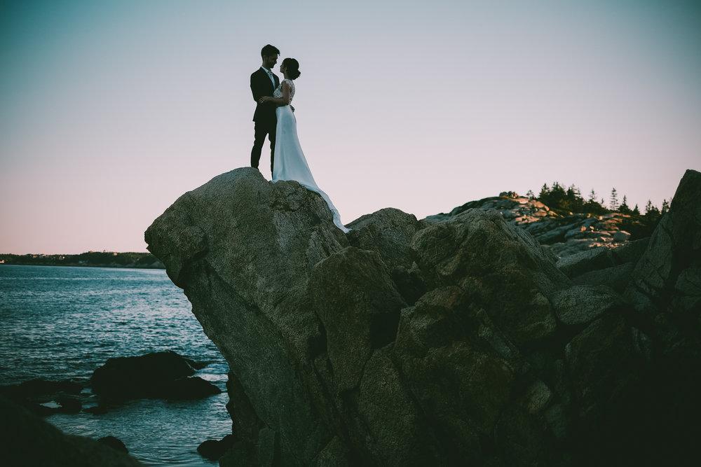 Herring Cove Wedding Photos