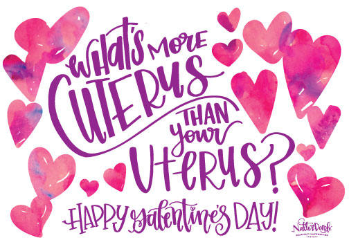 DOWNLOAD YOUR GALENTINES!