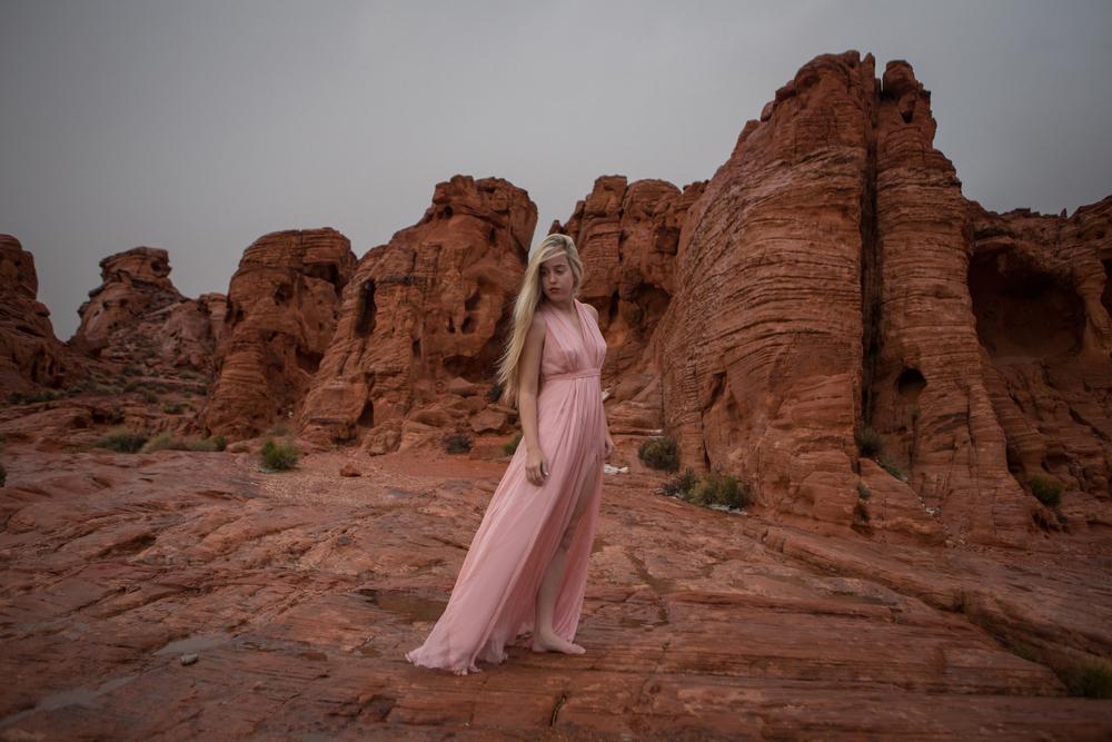 AstroBandit_JordanRose_ValleyOfFire_PinkSilk_RedRockFormations_Fashion_4.jpg