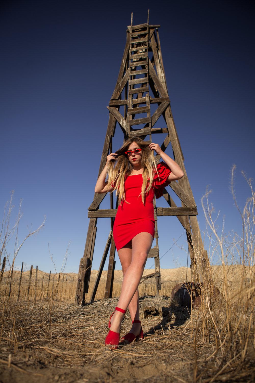 JordanRose_AstroBandit_RedDress_RedShoes_RedCatEyeGlasses_Spring_Fashion_2018_1.jpg