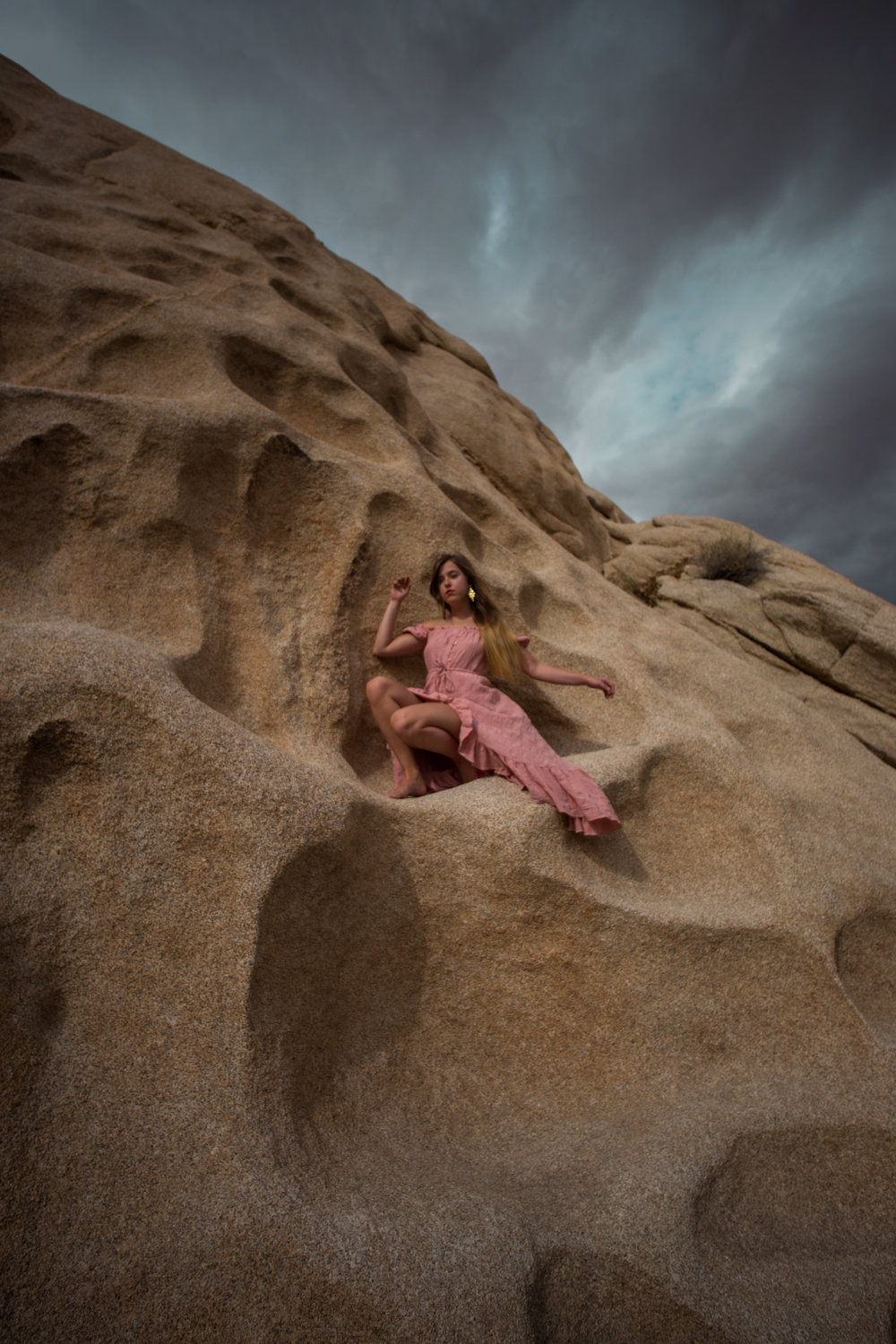 AstroBandit_JordanRose_Auguste_The_Label_LightPink_Spring_2018_Fashion_Maxi_Dress_Joshua_Tree_Storm_1.jpg