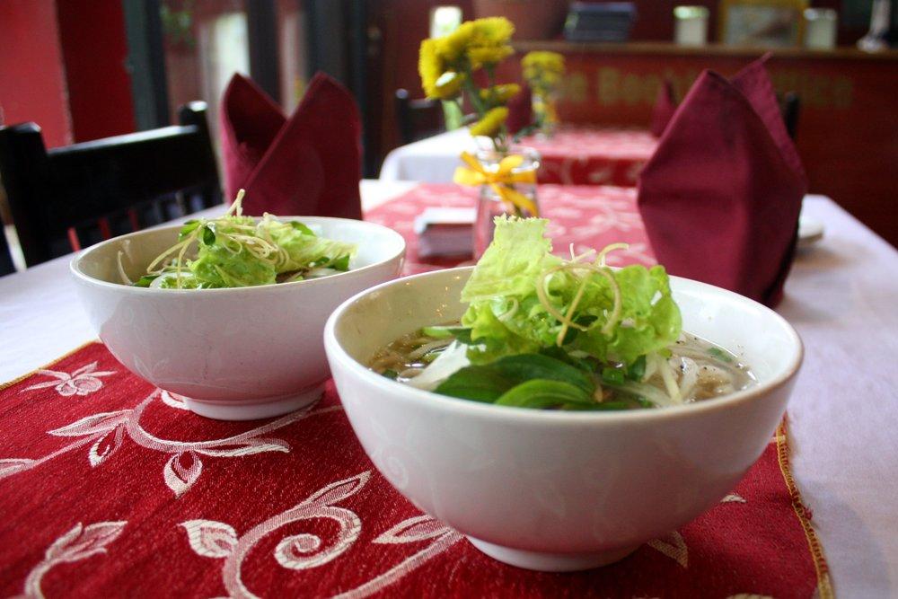 The dish of Hue - Bun Bo Hue!
