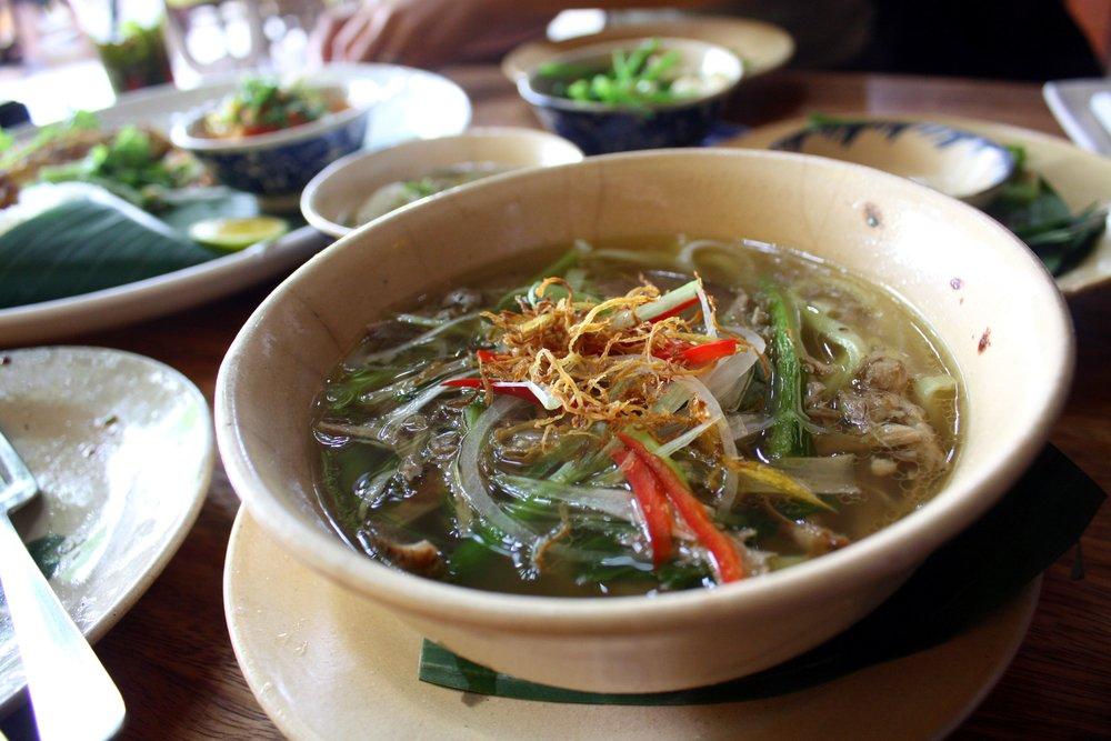 Duck Pho Mai Fish Hoi An Vietnam