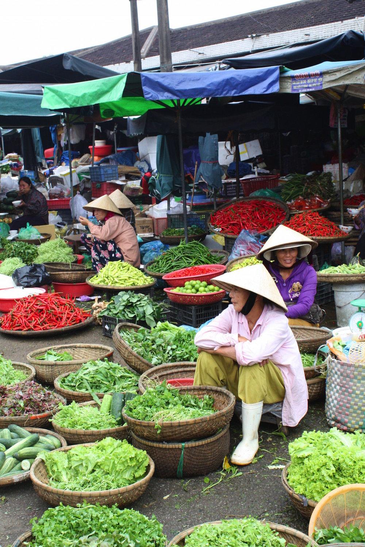 dong ba market hue vietnam my bf is gf gluten free blog
