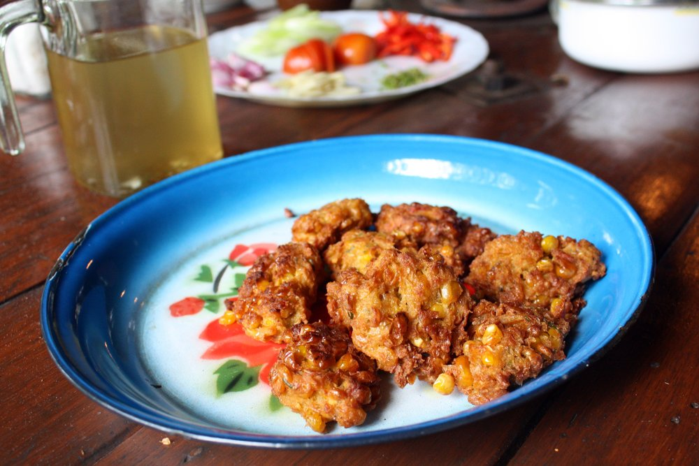 bregedel corn fritter traveling spoon ubud cooking class my bf is gf gluten free blog indonesia