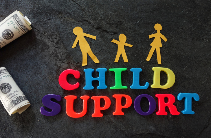 child support case