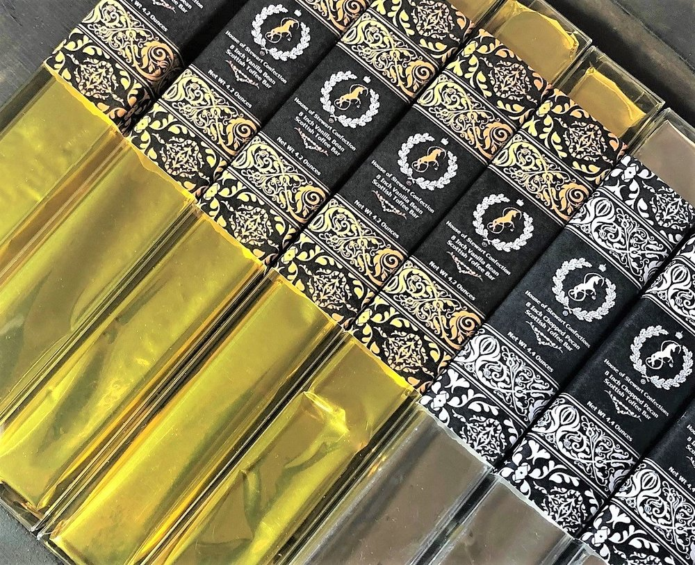 8 Inch Vanilla (or) Pecan Bars