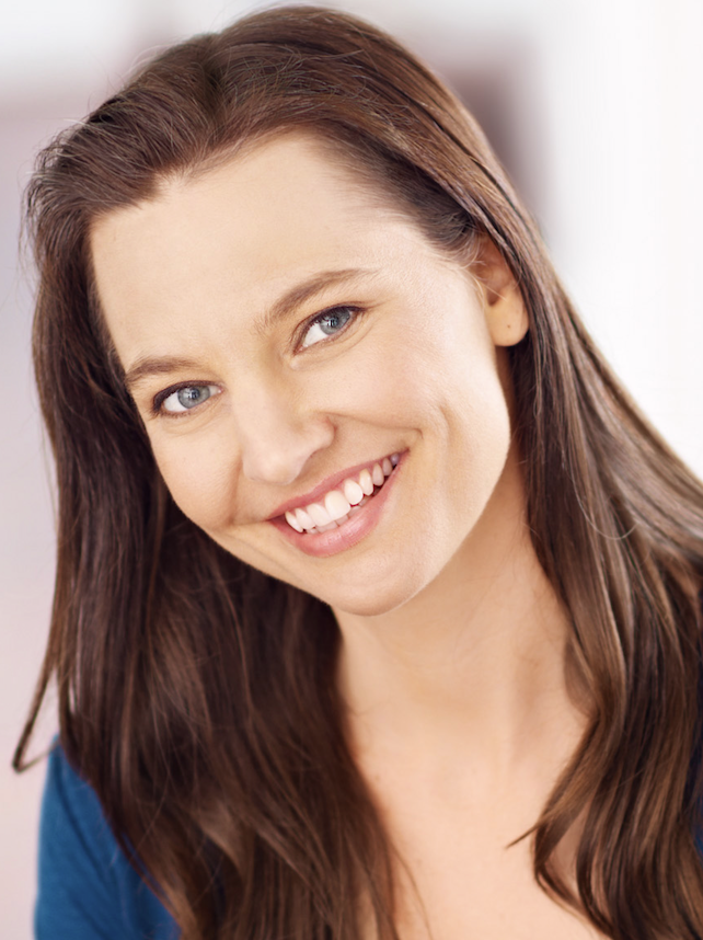 High Res Head Shot of Anneli Blundell