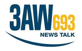 Copy of Copy of Anneli Blundell, Melbourne-based communication expert, speaks on 3AW 693 News Talk.