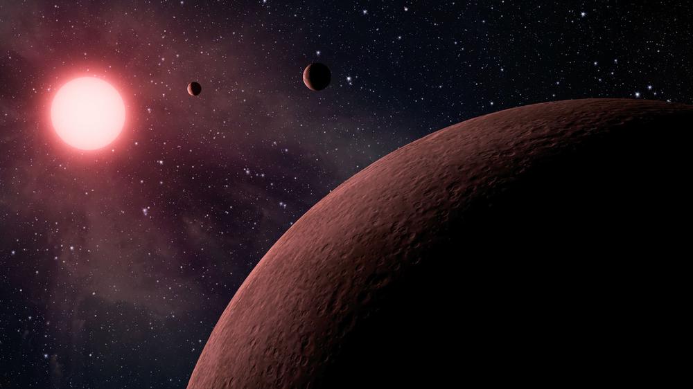 Many exoplanets may have no atmosphere at all - Image Credit:NASA/JPL-Caltech