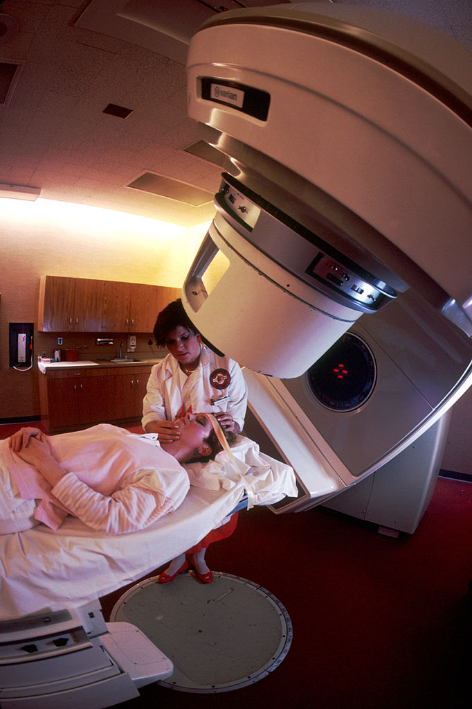 Radiotherapy - Image Credit:  National Cancer Institute/WikimediaCommons