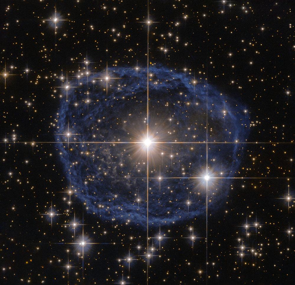 Image credit: ESA/Hubble & NASA, Acknowledgement: Judy Schmidt
