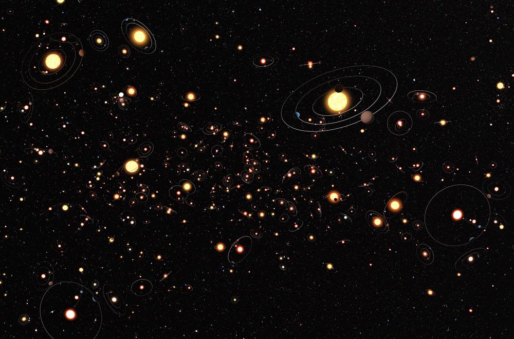 Image Credit:  ESO/. Kommesser