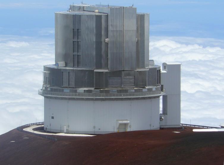 Mauna Kea's Subaru. - Image Credit:Denys/wikimedia, CC BY-SA