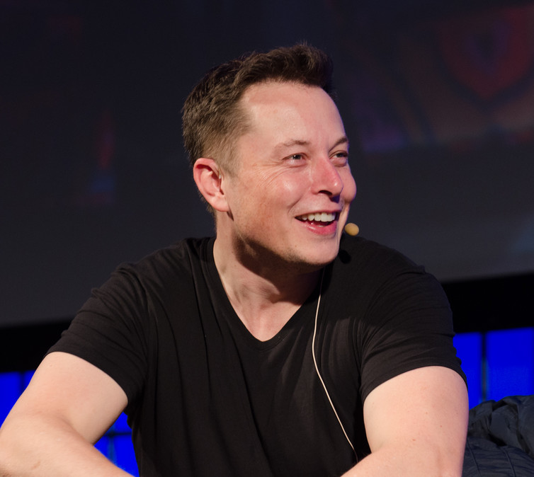 Elon Musk. Heisenberg Media - Image Credit: Flickr: Elon Musk - The Summit 2013, CC BY-SA
