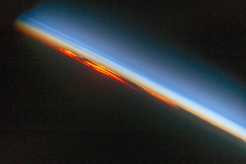 M. Justin Wilkinson, Texas State University, Jacobs Contract at NASA-JSC – Image Credit: NASA