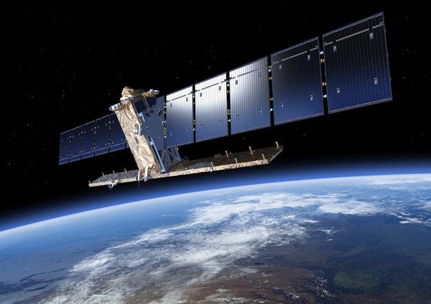 SENTINEL-1 – Image Credit: ESA/ATG medialab