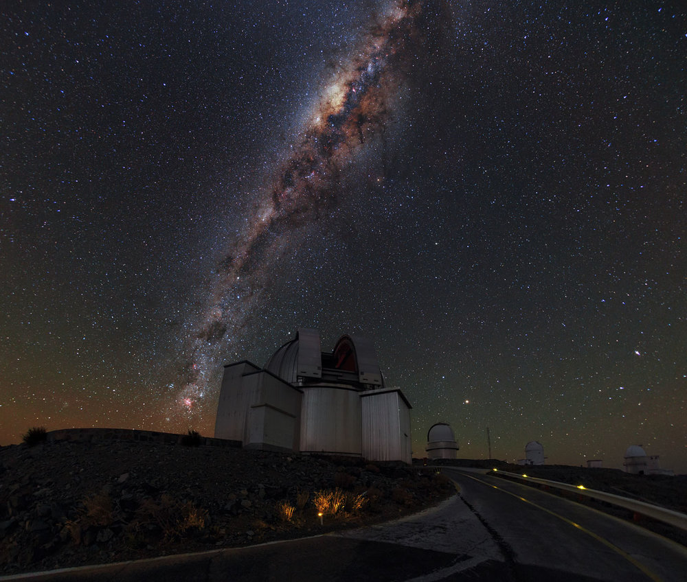 Milky Way as seen high up in the Chilean Atacama Desert - Image Credit:  ESO/B. Tafreshi/WikimediaCommons
