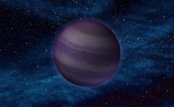 Artist concept of Planet 9. - Image Credit: NASA/JPL-Caltech