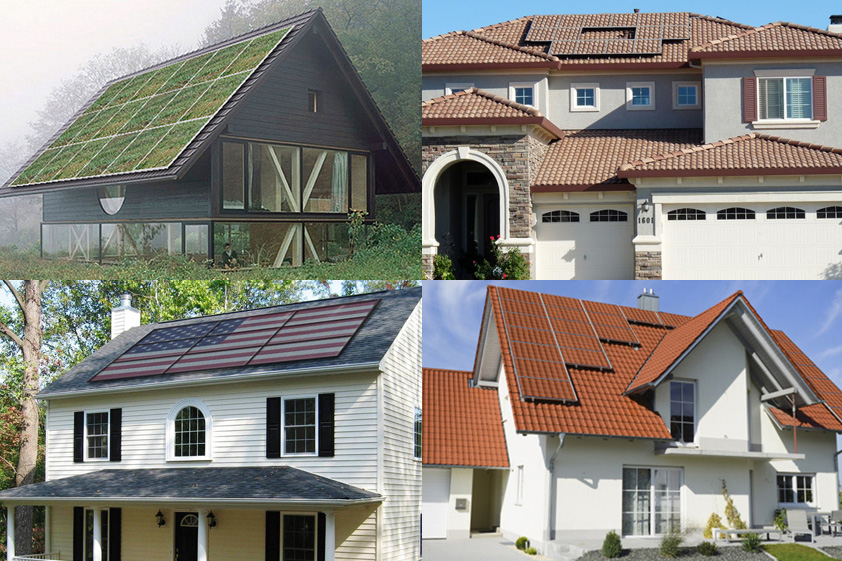 Founded at the MIT Sloan School of Management, Sistine Solar creates custom solar panels designed to mimic home facades and other environments, as well as display custom designs, with aims of enticing more homeowners to install photovoltaic systems. - Image Courtesy of Sistine Solar