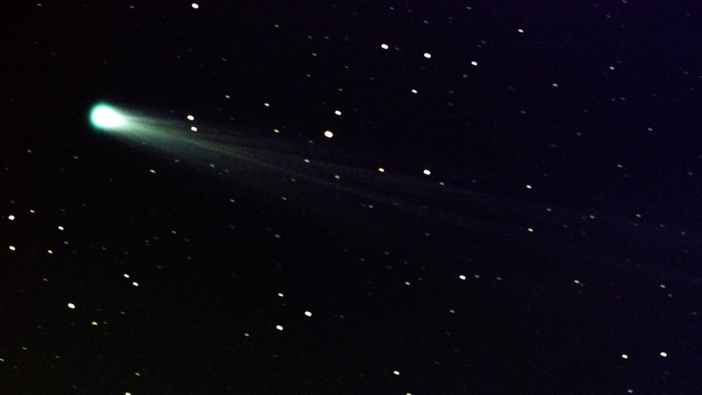 Earth's water isn't heavy enough to have come from comets - Image Credit: NASA
