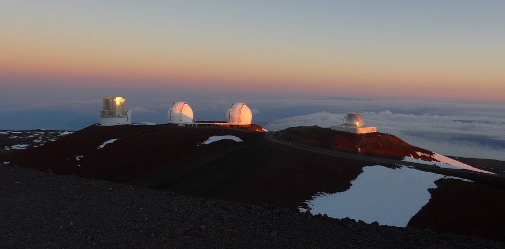 The Canada-France-Hawaii Telescope has spotted a new dwarf planet.Michele Banister,Author provided
